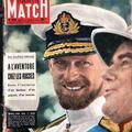 La ressemblance est frappante entre le prince Philip et le prince Harry au même âge