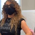 En vidéo, les cris affolés de Mariah Carey lors de sa vaccination contre le Covid-19
