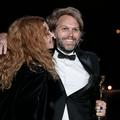 Florian Zeller et Marine Delterme, le charme discret d'un couple français aux Oscars 2021