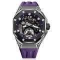 """À quoi ressemble la montre Royal Oak """"Black Panther"""", dont tous les collectionneurs ont parlé ce week-end ?"""