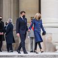 Les photos de Brigitte et Emmanuel Macron, unis et solennels devant le tombeau de Napoléon