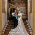 Glamour à Madrid : les photos du mariage du comte d'Orsono avec l'héritière Belen Corsini