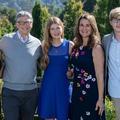 Melinda, Bill Gates et leurs enfants : splendeur et discrétion d'une famille multimilliardaire