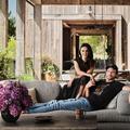 En images, Mila Kunis et Ashton Kutcher ouvrent les portes de leur incroyable ferme design à Los Angeles