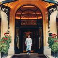 Entre le restaurant Dior et le Plaza Athénée, les beaux projets du chef Jean Imbert