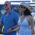 Lauren Sánchez, la compagne de Jeff Bezos, s'affiche avec un mystérieux (et gros) diamant