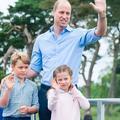 La princesse Charlotte et son petit pull rose, la sensation de la Fête des pères anglaise