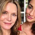 Michelle Pfeiffer publie un rare selfie en compagnie de sa fille, Claudia Rose