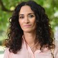 """Rachida Brakni: """"Avec mon homme, si on s'est rencontrés, ce n'est pas par hasard"""""""