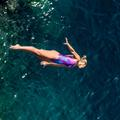 """Rhiannan Iffland, plongeuse de haut vol : """"J'adore sentir mes pieds sur le bord de la falaise"""""""