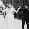 Deux ans après, Joe Jonas et Sophie Turner dévoilent des photos inédites de leur somptueux mariage français