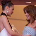 Carla Bruni-Sarkozy et Bella Hadid, le retour des sosies sur les marches de Cannes