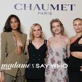 Diane Kruger et Cindy Bruna fêtent la collection Torsade de Chaumet