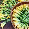 De la cueillette aux recettes, zoom sur la fleur de courgette