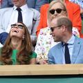 Fous rires et complicité, la sortie en amoureux de Kate et William à Wimbledon
