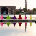 Pour sa haute couture, Valentino fait défiler à Venise les plus belles couleurs du monde