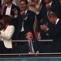 Cet instant où le prince George a laissé exploser sa joie lors de la finale de l'Euro 2021