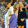 Raphaël Elmaleh, le fils de Charlotte Casiraghi et Gad Elmaleh, fait une rare apparition au jumping de Monte-Carlo