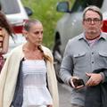 Sarah Jessica Parker assume ses cheveux gris dans les Hamptons