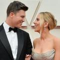 Scarlett Johansson et Colin Jost attendent leur premier enfant