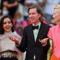 """""""The French Dispatch"""" : c'était peut-être l'arrivée la plus cool de l'histoire du tapis rouge de Cannes"""