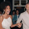 Tina Kunakey et Vincent Cassel célèbrent leurs 3 ans de mariage enlacés sur la plage