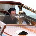 Alerte à Venise : Jennifer Lopez et Ben Affleck arrivent en bateau-taxi à la Mostra