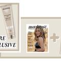 Un produit Physiodermie avec votre magazine Madame Figaro