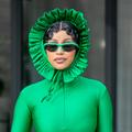 """La verte apparition de Cardi B en """"Concombre masqué"""" provoque l'hilarité sur les réseaux sociaux"""