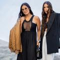 Demi Moore et sa fille Scout envoûtent la Fashion Week en combinaison résille et brassière
