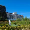 Evian Resort : Dix ans de Fresques signées Patrice Vander