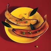 Bananes rôties caramélisées