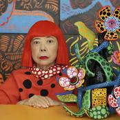 La Grande Dame Veuve Clicquot par Yayoi Kusama