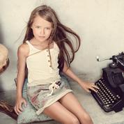 Kristina, 9 ans, le jeune mannequin russe qui dérange