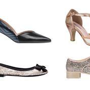 Nos souliers chics pour danser au Nouvel an