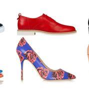 Les chaussures font le printemps