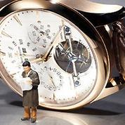 GUIDE HORLOGERIE Au pays des géants horlogers