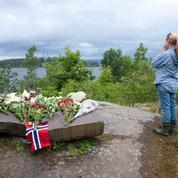 Utøya : l'heure du recueillement