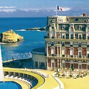 Biarritz dans les pas d'Hélène Darroze
