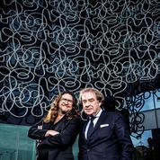 Jacques-Antoine Granjon et Jean-Michel Wilmotte, les bâtisseurs d'empire