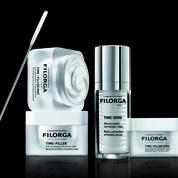 Remportez la gamme Time-Filler des Laboratoires Filorga