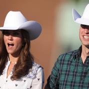 Kate Middleton et le prince William : les photos insolites que l'on avait oubliées