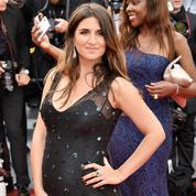 Géraldine Nakache annonce sa grossesse à Cannes