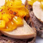 Toutes nos plus belles recettes à base de foie gras pour Noël