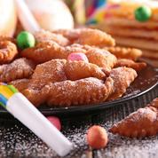 Nos meilleures recettes de crêpes, beignets et bugnes pour célébrer Mardi gras