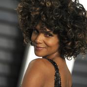 Halle Berry et bain de minuit kitchissime après les Oscars