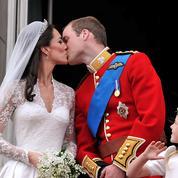 C'était le 29 avril 2011 : les photos inoubliables du mariage du prince William et de Kate Middleton