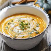 Citrouille, potiron & potimarron : nos plus belles recettes de soupes