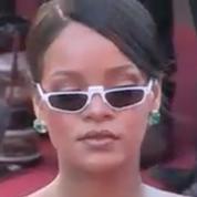 Retour sur… la phénoménale montée des marches de Rihanna en 2017