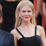 Nicole Kidman sereine, Colin Farrell fébrile : un étrange duo sur les marches du Festival de Cannes